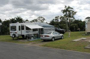 Full set up for life on the road or at home.    First rego 07  10m long  Air ride hitch  Full annex & mats  Large living area  2 rear slides  Hail protecter  2 door fridge freezer  TV  Wired for Ausstar & Satelite portable dish  BBQ cooking area & more   Ill health forces sale   $62 ...