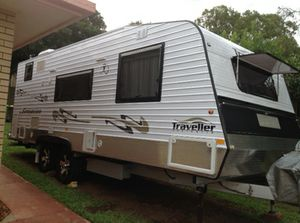 Traveller Sensation 2013    22' As new, Semi off road, many extras. Reluctant sale. $72,000 neg.   Phone 0419 742 727