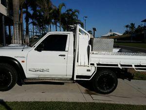 ST Coil Cab Nissan Patrol GU Ute