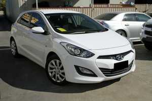 2012 Hyundai i30 Active just just over 39,000klms.  This one owner hatchback has been kept in very good condition and looks brilliant in white with Tinted Windows.  Our i30 is well equipped with rear park Sensors, Bluetooth phone and Cruise Control.  This great manual hatch also comes with a ...