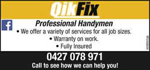 Handyman Services