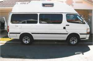 TOYOTA ACE CAMPER 4WD    auto  all new brakes & tyres  only 120,000kms  registered  $26,000 ono  Phone (07) 41240312