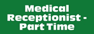 Medical Receptionist - Part Time    General Practice located in Kingaroy seeks to appoint an experienced medical receptionist.   Must have recent past experience in a general practice and understand computerised practice.   Please email applications to: june@ils.com.au.