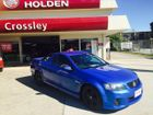 Holden SV6 mnl ute in stunning blue duco, black out wheels & sports bar. This ute is a 1 owner with full service history & is a local vehicle. Call or email us today to arrrange a test-drive & to view this SV6 utility & be greeted by one of our friendly staff in ...