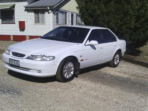 1996 Ford Fairmont Ghia, Low Km's, Show room condition