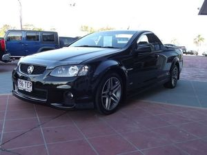 2012 Holden Ute VE II MY12 SV6 Black 6 Speed Auto Seq Sportshift Utility