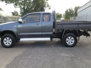 2010 Toyota Hilux SR5 (4x4) Manual 5sp
