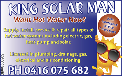 Want Hot Water Now? 