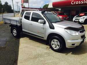 2012 Holden Colorado Space Cab SPACECAB Silver 6 Speed Automatic Cab Chassis
