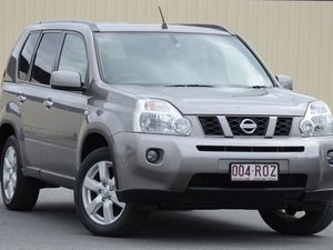 2010 Nissan X-Trail T31 Series III TS Silver 6 Speed Manual Wagon