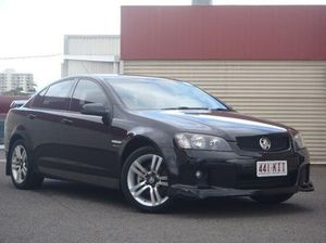 2007 Holden Commodore VE SV6 Phantom 5 Speed Auto Seq Sportshift Sedan
