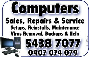 Backups