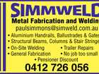 SIMMWELD