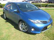 2014 TOYOTA COROLLA ASCENT SPORT AUTOMATIC HATCHBACK excellent value with features such as reverse camera, alloy wheels, fog lamps and privacy glass. We are a leading Multi Franchise Dealership. With a fantastic range of New and Pre-Owned cars, you can buy with confidence knowing that all our vehicles go through ...