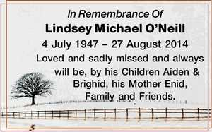 In Remembrance Of