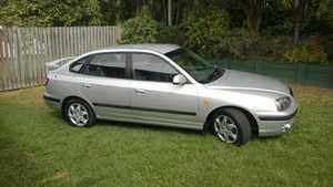 hatch,  auto,  silver,  2005,  reg serv,  151000kms,  reg 4/16,  exc tyres,  RWC, $5,500 neg