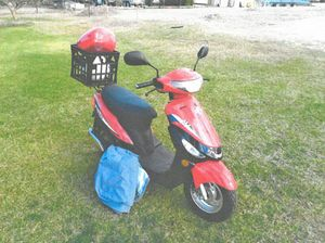 ARQIN METRO 4 MOPED