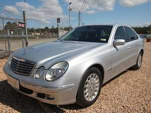 2005 MERCEDES E280 Luxury Saloon
