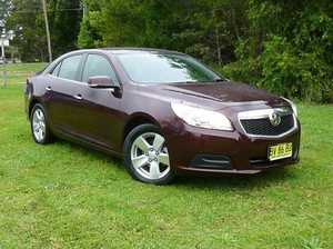 2013 Holden Malibu V300 MY13 CD Maroon 6 Speed Auto Seq Sportshift Sedan