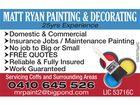 Matt Ryyan Painting