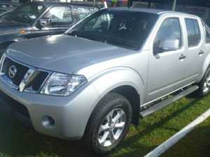 2014 Nissan Navara D40 ST (4x4) 5 Speed Auto Shift Manual Dual Cab