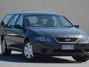 2009 Ford Falcon BF Mk III XT Grey 4 Speed Auto Seq Sportshift Wagon