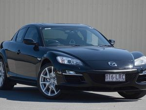 Mazda RX-8 FE1032 Luxury Black 6 Speed Manual Coupe