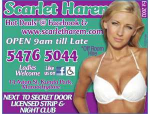 Ladies Welcome   All Enquires Welcome   Disabled & Handicapped   ~ HEATED SPAS ~   Friendly Personalised services especially for you   Short time to long time available   Up to 8 ladies per shift   Open: 9am till LATE