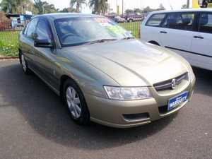 2005 Holden Commodore VZ Executive 4 Speed Automatic Sedan