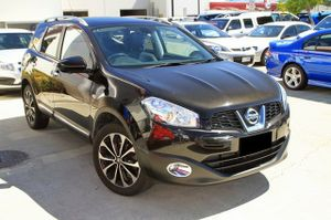 2013 Nissan Dualis +2 Ti-L!!! This top of the range 2WD Dualis is a lovely vehicle to drive and comes very well equipped with SAT NAV, Reverse Camera, Glass Roof with Power Blind, and a full Service History!  7 Leather Seats, and plenty of comfort!  We are a family owned ...