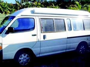 TOYOTA Hi - Ace Commuter Bus / Campervan.