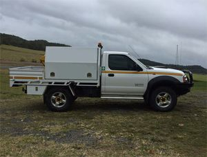 2011, 2.5L Diesel.