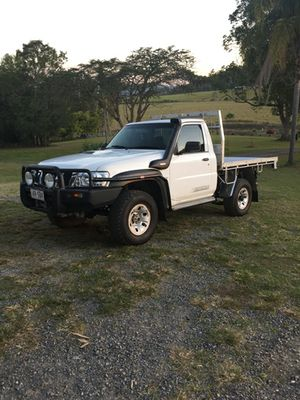 2008 DX 4x4 3L Alloy Tray,