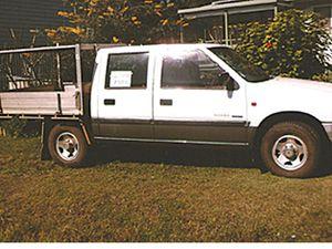 1998 Rodeo LT