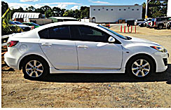 2009, Auto, new tyres, rwc, full serv hist.   Reduced price to $12,000 ono.   Phone only. NO TXT or emails.