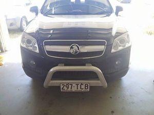 Holden Captiva XLT