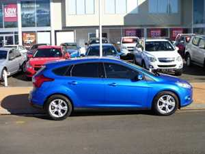 2012 Ford Focus LW Trend Blue 6 Speed Automatic Hatchback