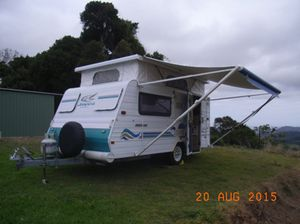 Jayco Freedom 2002 Pop - Top - Excellent Condition Many Extras!!