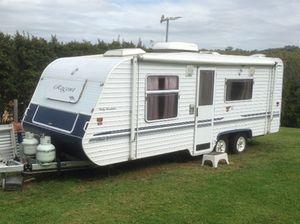 Regent Cruiser caravan