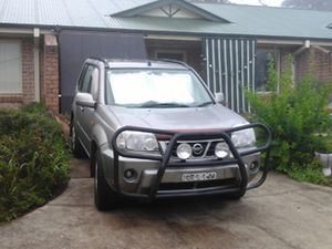 Nissan 2002 Xtrail