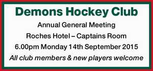 Roches Hotel – Captains Room