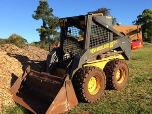 New Holland LS170 Bobcat