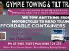 Gympie Towing & Tilt Tray