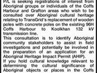 Expression of Interest Cultural Heritage Management
