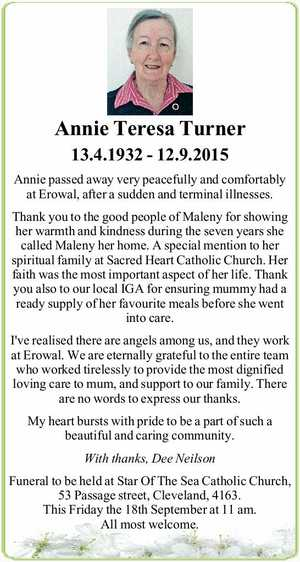 13.4.1932 - 12.9.2015