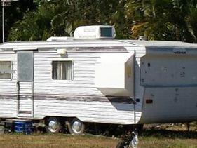 20FT Caravan