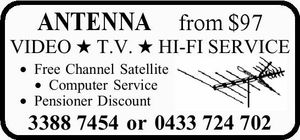 ANTENNA from $97 VIDEO