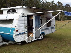 Regent Caravan 2003 Cruiser