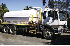 Hino FM 2002 Water Truck