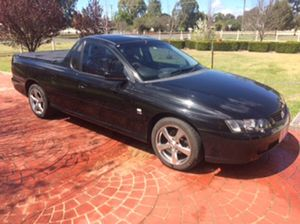 2004 Holden VY Utility (5 Speed Manual)